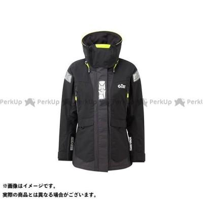 【無料雑誌付き】ギル オーエスツーオフショアウィミンズジャケット(ブラック/グラファイト) サイズ:14 GIll