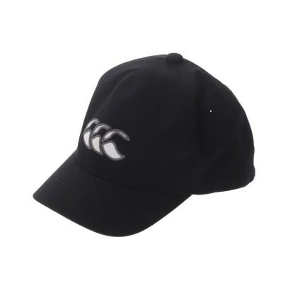 【カンタベリー】 SHORT BRIM CAP メンズ ブラック フリー canterbury
