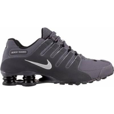 ナイキ メンズ Nike Shox NZ Casual Shoes スニーカー Dark Grey/Anthracite/Black