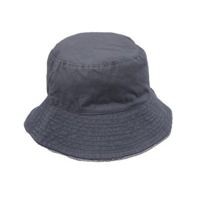 (Keys/キーズ)バケットハット 帽子 メンズ レディース ハット サファリハット ウォッシュドツイル 春 夏 秋 Keys/ユニセックス グレー