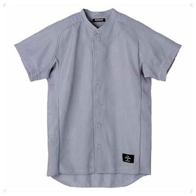 デサント 野球・ソフトボール用ユニフォームシャツ(KSLV・サイズ:XO) DS-STD51TA-KSLV-XO返品種別A