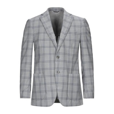 TOMBOLINI テーラードジャケット  メンズファッション  ジャケット  テーラード、ブレザー ライトグレー