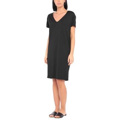 クリスティーズ CHRISTIES ビーチドレス ブラック L ナイロン 86% / ポリウレタン 14% ビーチドレス