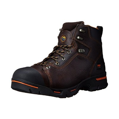 Timberland PRO Men's Endurance 6-Inch Soft Toe BR Work Boot,Briar,10.5 M US【並行輸入品】