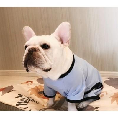 ペット服 犬服 フレンチブルドッグ服 春 秋 可愛い 犬ウェア
