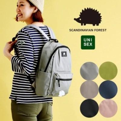 リュック リュックサック デイパック バックパック バッグ カバン 鞄 BAG 10ポケット ハリネズミ型 反射板 キーホルダー 撥水 ナイロン