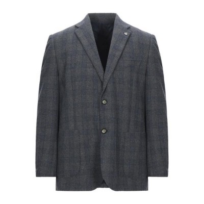 ALESSANDRO GILLES テーラードジャケット  メンズファッション  ジャケット  テーラード、ブレザー グレー