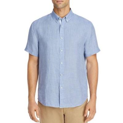 ラグアンドボーン メンズ シャツ トップス Fit 2 Tomlin Linen Slim Fit Shirt