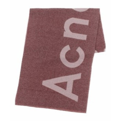 Acne Studios アクネストゥディオズ マフラー メンズ