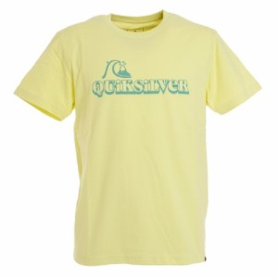 クイックシルバー(Quiksilver)Tシャツ メンズ LOST SPARK ST 半袖 20SPQST201039YEL …