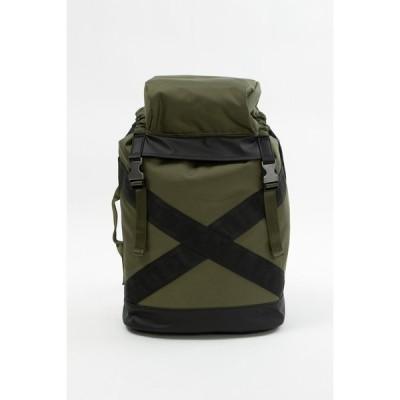 ディーゼル DIESEL リュックバッグ リュックサック バックパック 鞄 XXBACK - backpack X06510 PR027 カーキ