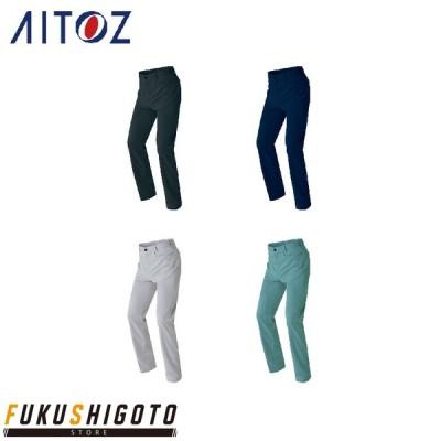 AITOZ 2950 ワークパンツ(ノータック) 3L 【春夏対応 作業着 作業服 アイトス】