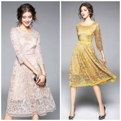 13157 30代ドレス 40代 お呼ばれ ワンピース パーティドレス 20代 ワンピドレス 30代 ドレス 結婚式ドレス 結婚式二次会 お呼ばれ