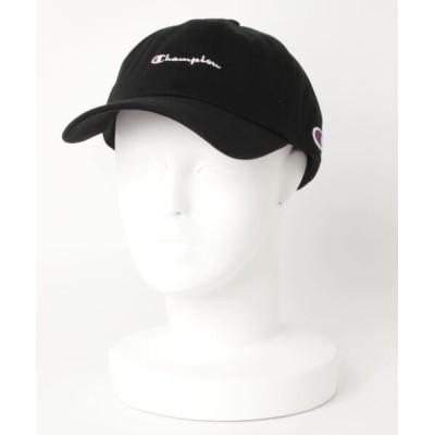 帽子 キャップ Champion/チャンピオン コットンツイル ローキャップ
