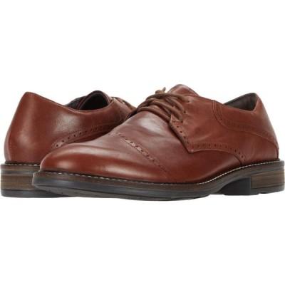 ナオト Naot メンズ 革靴・ビジネスシューズ シューズ・靴 Leader Soft Chestnut Leather
