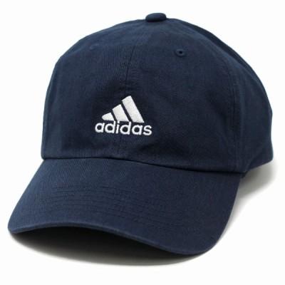 日よけ 帽子 メンズ アディダス 綿100% 快適 キャップ ウォッシュドコットンツイル 吸汗 速乾 upf50 adidas キャップ メンズ 紺 ネイビー