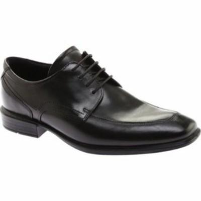 エコー 革靴・ビジネスシューズ Cairo Derby Tie Black Cow Full Grain Leather