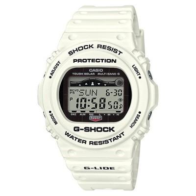 国内正規品 CASIO G-SHOCK カシオ Gショック G-LIDE タイドグラフ ムーンデータ メンズ腕時計 GWX-5700CS-7JF
