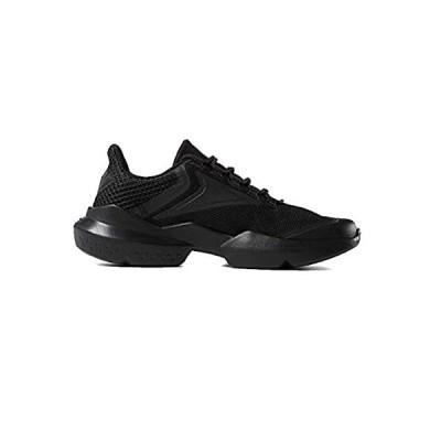 Reebok Women's Split Fuel Running Shoe, Black/True Grey, 13【並行輸入品】