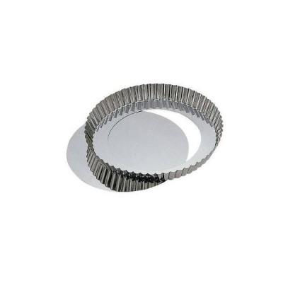 貝印 KaiHouse SELECT ステンレスパイ皿21cm 底取式 DL6144