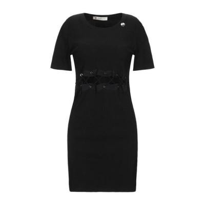 MANGANO チューブドレス  レディースファッション  ドレス、ブライダル  パーティドレス ブラック