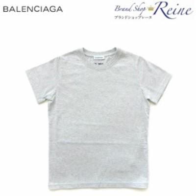 新品 バレンシアガ(BALENCIAGA) Tatto タトゥー ロゴ 刺繍 レディース Tシャツ 571213 Lサイズ
