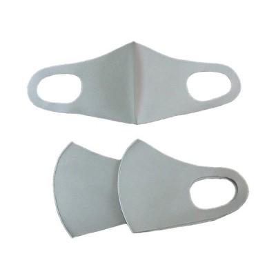 ボディケア 3枚入り 冷感マスク 3D立体 UVカット 男女兼用 通気性抜群