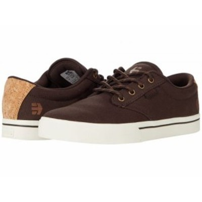 Etnies エトニーズ メンズ 男性用 シューズ 靴 スニーカー 運動靴 Jameson 2 Eco Brown/Tan/Black【送料無料】