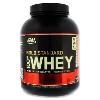 [正規代理店]ゴールドスタンダード 100%ホエイプロテイン ロッキーロード 2.27kg(5lbs)約72回分 オプティマム
