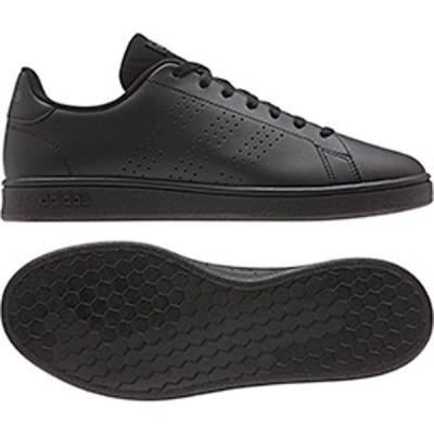 [adidas]アディダス スポーツカジュアルシューズ アドバンコート ベース (EE7693) コアブラック/コアブラック/グレーシックスS19[取寄商品]