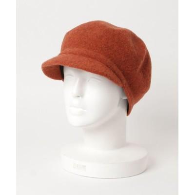 JUGLANS / ふんわりバスクキャスケット WOMEN 帽子 > キャスケット