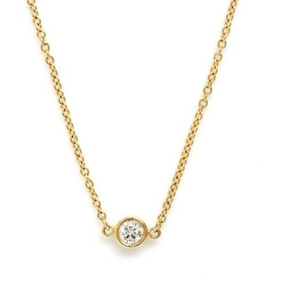ティファニー エルサ・ペレッティ ダイヤモンド バイザヤード 18金イエローゴールド ブレスレット
