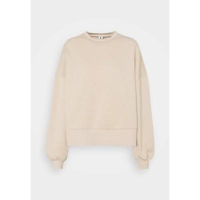 ニリーバイネリー パーカー・スウェットシャツ レディース アウター GOT IT - Sweatshirt - beige