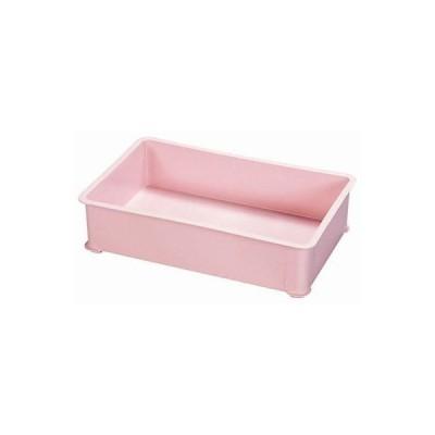 サンコー ABV8603 サンコーPP大型カラー番重(A型 ピンク)