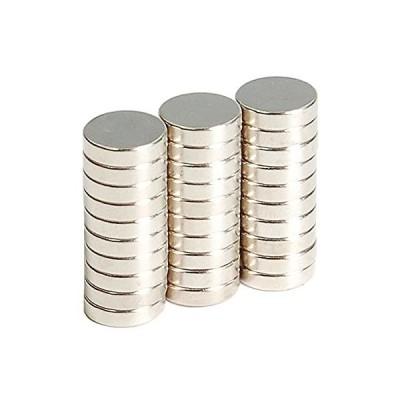Good-L ネオジウム磁石 丸型 直径8mm 厚み2mm (30個)