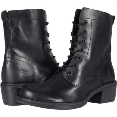 フライロンドン FLY LONDON レディース ブーツ シューズ・靴 MILU044FLY Black Rug