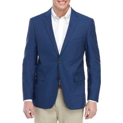 サドルブレッド ジャケット&ブルゾン アウター メンズ Indigo Blue Chambray Sports Coat -