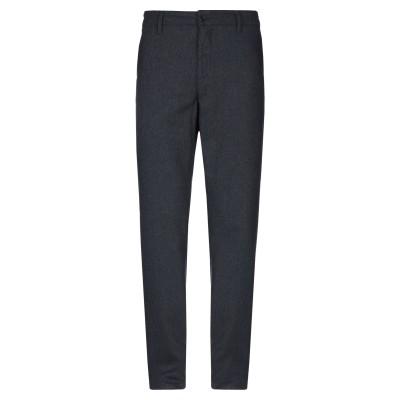 LIU •JO MAN パンツ ブルーグレー 28 ポリエステル 70% / レーヨン 15% / ウール 15% パンツ