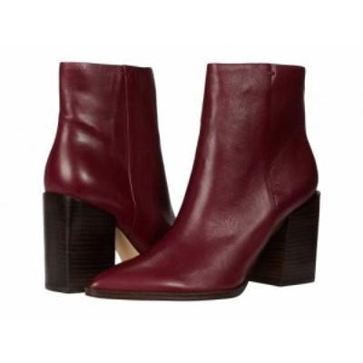 Nine West ナインウエスト レディース 女性用 シューズ 靴 ブーツ アンクル ショートブーツ Bryson Red【送料無料】