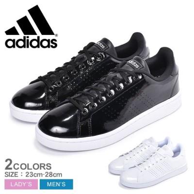 (30%以上OFF) アディダス ADIDAS スニーカー アドバンコート LEA W EE7494 EE7497 メンズ レディース 靴 シューズ