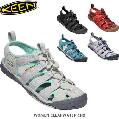 KEEN キーン サンダル レディース クリアウォーター シーエヌエックス WOMEN CLEARWATER CNX KEE0013 国内正規品