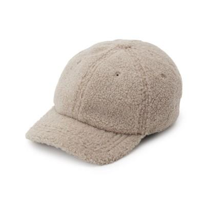 SHOO・LA・RUE / プ-ドルボアキャップ WOMEN 帽子 > キャップ
