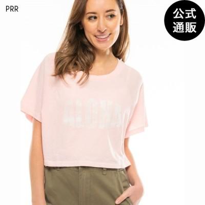 2020 ビラボン レディース  The Salty Blonde  JUST BEACHIN Tシャツ 2020年秋冬モデル  全1色 M BILLABONG