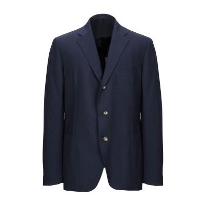 ARTUSA テーラードジャケット ダークブルー 56 ウール 95% / シルク 5% テーラードジャケット