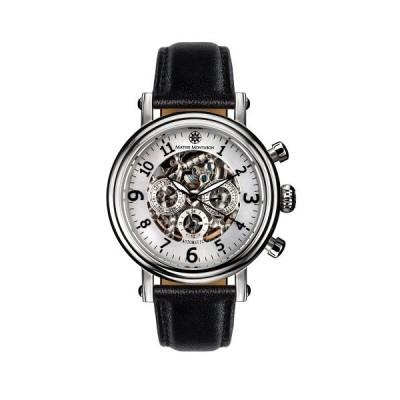 Mathis Montabon Men's Watch Executive Leather/Silver 並行輸入品