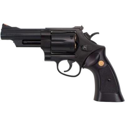 クラウンモデル  ホップアップエアーリボルバー(18才)(3)M29 4インチ (ブラック)