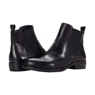 David Tate デービッドテール レディース 女性用 シューズ 靴 ブーツ チェルシーブーツ アンクル Golden - Black