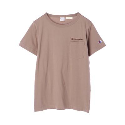 Champion×earthポケット付きTシャツ