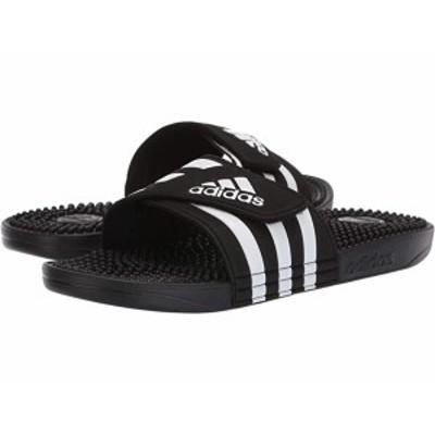 (取寄)アディダス メンズ アディサージ adidas Men's adissage Core Black/Footwear White/Core Black