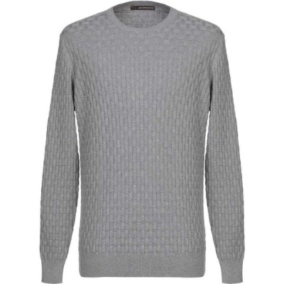 ジョルディーズ JEORDIE'S メンズ ニット・セーター トップス sweater Grey